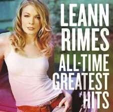 CDs de música country leann rimes