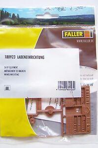 HO Faller Old Time Store Interior: Model Detail KIT 180923 (+3.95 U.S. Shipping)