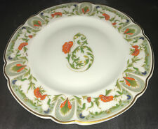 Salad plate in Chantoung Chas Field Haviland Limoges France 8-26-2017