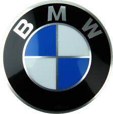 Genuine Wheel Cap Emblem fits 1975-1989 BMW 528e 633CSi 635CSi  WD EXPRESS