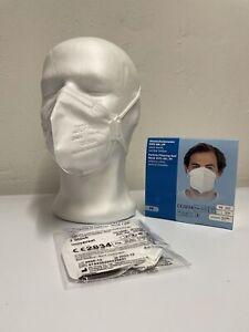 20x FFP3 Maske ohne Ventil Halbmask CE2834 Atemschutzmask FFP 3 Mundschutz 20Stk