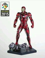 Iron Studios Iron Man Mark XLV Battle Damaged CCXP 2015 EXclusive 1/10 Statue