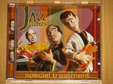 Jazz Pistols - Special Treatment - Neu + Ovp