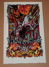 Widespread Panic AJ Masthay New Orleans NOLA Concert Poster Print S/N 2013