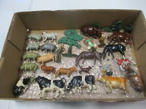 Britains Farm Animals Lot with Cows