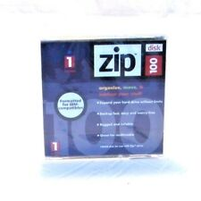 Iomega - ZIP - 100 MB - PC - Storage Media - New - Sealed