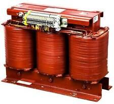 Asa Trafobau Dnx Dyn5 3 Ph 5kva 440v Step Up Dry Type Isolation Transformer Xfmr
