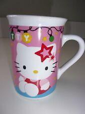 Hello Kitty Christmas Tree Coffee Mug Cup