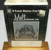 Mott Drive On NOS Dead Stock 8-Track Stereo Tape Cartridge
