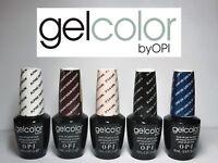 OPI GelColor Gel Color Soak Off UV LED Gel Polish 15ml 0.5 oz ВЕST PRICE!