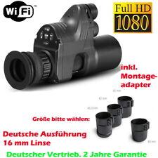 Nachtsichtgerät PARD NV007a + 2ter AKKU Linse 16mm IR  BRD Edition 2020 HD