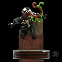 Stylised Vinyl--Spider-Man - Venom Q-Fig