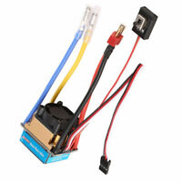 Waterproof 3S 60A Electronic Speed Controller Brushed RC Model Car Truck Boat