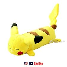 Nintendo Pokemon Pikachu Fluffy Multi Purpose Pouch Pencil Case