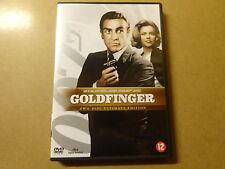 2-DISC ULTIMATE EDITION DVD / JAMES BOND 007 - GOLDFINGER