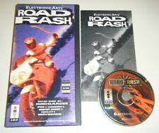 Road Rash COMPLETE GAME for your Panasonic 3DO system LONGBOX