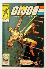 G.I. Joe: A Real American Hero, Issue #21 (Marvel)