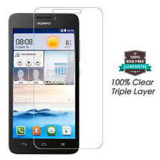 Clear Mobile Phone Screen Protectors for Huawei Ascend G