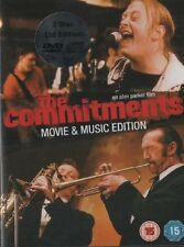 The Commitments DVD & CD Movie & Music Edition