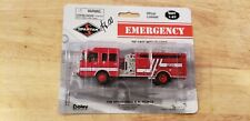 Boley Spartan HO Train Layout Emergency 1:87 scale Red fire truck NIP