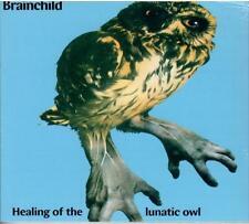 BRAINCHILD - HEALING OF THE LUNATIC OWL 70 BRITISH PROGRESSIVE HORN ROCK SLD CD