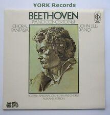CFP 40232 - BEETHOVEN - Piano Concerto No 1 GIBSON Scottish NO - Ex LP Record