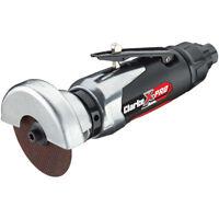 """Clarke CAT127 X-Pro  3"""" Air Cut Off Tool 6.2bar 90psi Max Speed 20000rpm"""