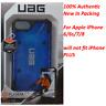 UAG Urban Armor Gear Plasma Pathfinder Case for iPhone 7/8 iPhone 6 / 6S Cobalt