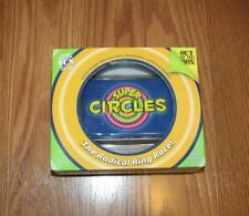 NIP Out of the Box Publishing, Inc. Super Circles - The Radical Ring Race NEW