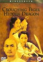 Crouching Tiger, Hidden Dragon DVD Free POST SUPERB MARTIAL ARTS ACTION+EXTRAS
