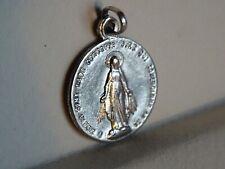 Médailles religieuse  Maria Miraculous  MR 727