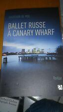 Baudouin De mol - Ballet russe à Canary Wharf