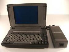 Commodore C286-LT Vintage Ordinateur Portable