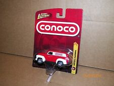 2012 JOHNNY LIGHTNING 1950 CHEVY PANEL DELIVERY CONOCO FREE U.S SHIPPING