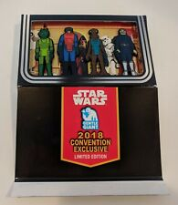 SDCC 2018 Comic-Con Exclusive Gentle Giant Star Wars Cantina Adventure Pin Set