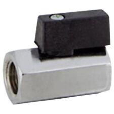 Norgren 601112138 Mini Válvula de bola a través G3/8 hembra/hembra