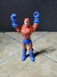 "DC Universe Crisis Figure - 2009 Manhunter Robot 10 - Mattel 4"""
