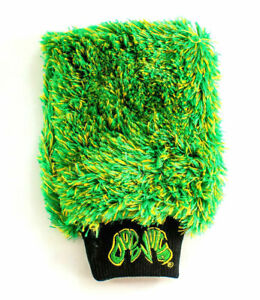 Dodo Juice Fozzie Hair Soft Deep Pile Microfibre Scratch Free Car Wash Mitt