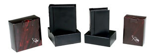 Professional 2x3 and 3x3 Black photo album each holds 24 prints