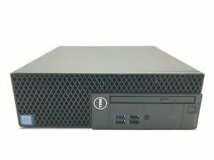 Dell OptiPlex 3050 SSF Intel i5-6500 8GB @3.20GHz NO HDD - international