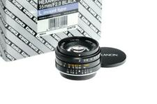 Konica f. M39 UC-Hexanon 2/35mm black paint f. Leica // 32899,2