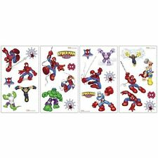 Spiderman & Friends Stickers Appliques RMK1027SCS
