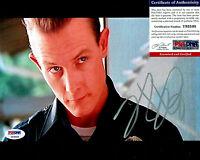 "ROBERT PATRICK Signed Autographed 8x10 Photo ""TERMINATOR"" PSA/DNA #Y93548"