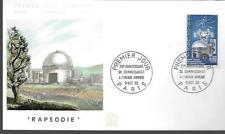 1965  PREMIER JOUR  RAPSODIE ENERGIE ATOMIQUE