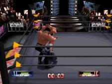 Wcw/Nwo Revenge - Nintendo N64 Game