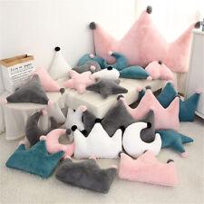 Baby Pillow Newborn Nursery Room Decoration Plush Toys Nordic Nursing Pillows