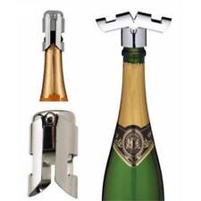 Home Kitchen Sparkling Stainless Steel Champagne Bottle Stopper Wine Plug