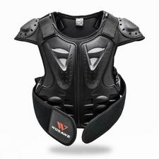 Professional Kids Motorcycle Vest Support Dirt Bike Chest Protector with