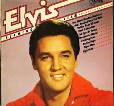 Disques vinyles 45 tours Elvis Presley LP