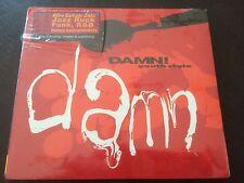 """Damn! Latin Soul & Youth Style"" (CD, Afro Cuban Jazz Rock Funk) *NEW*"